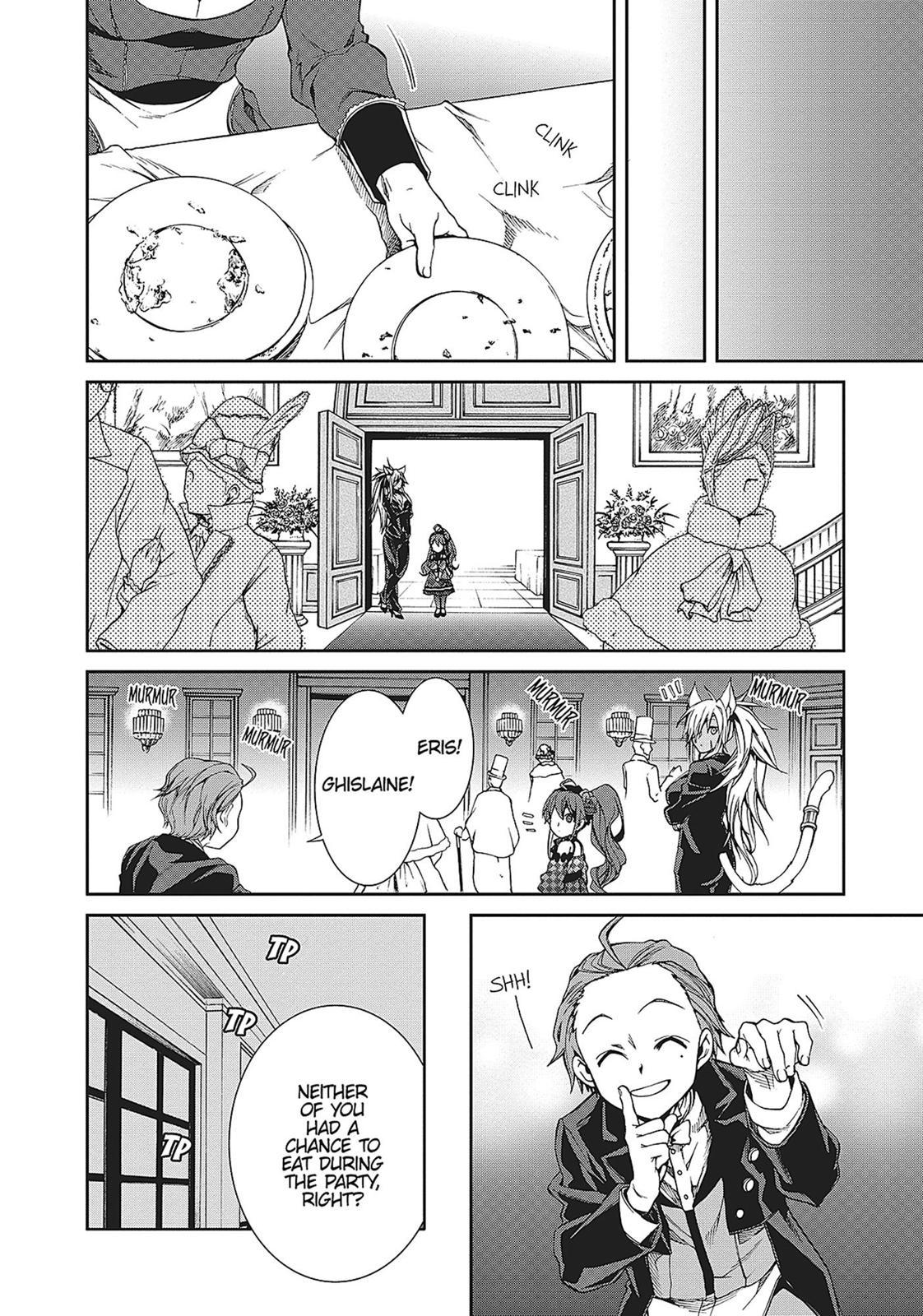 Mushoku Tensei, Chapter 11 image 021