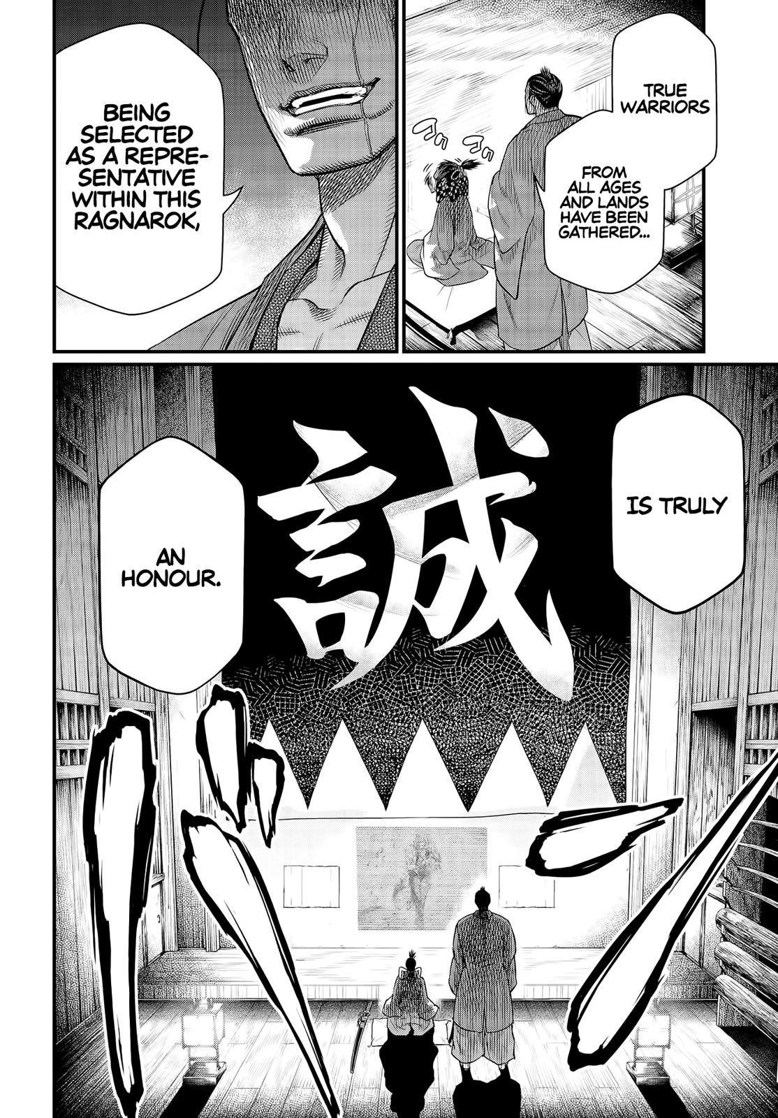 Shuumatsu no Valkyrie, Chapter 30 image 037
