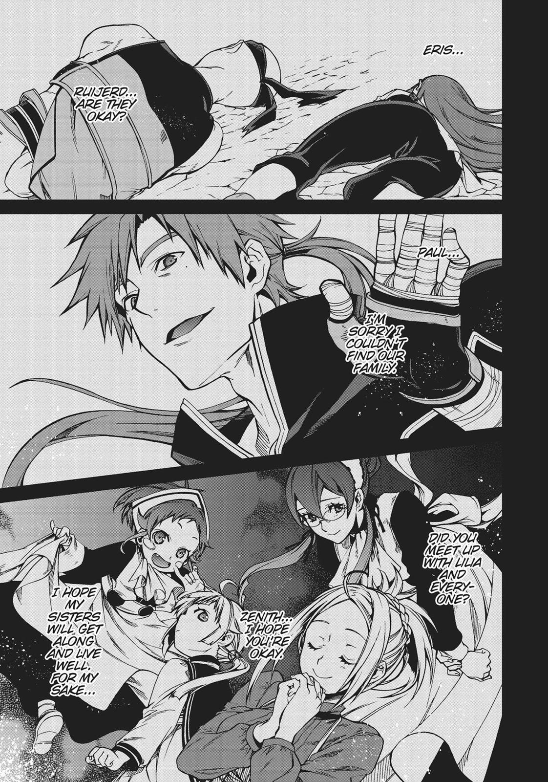 Mushoku Tensei, Chapter 48 image 008
