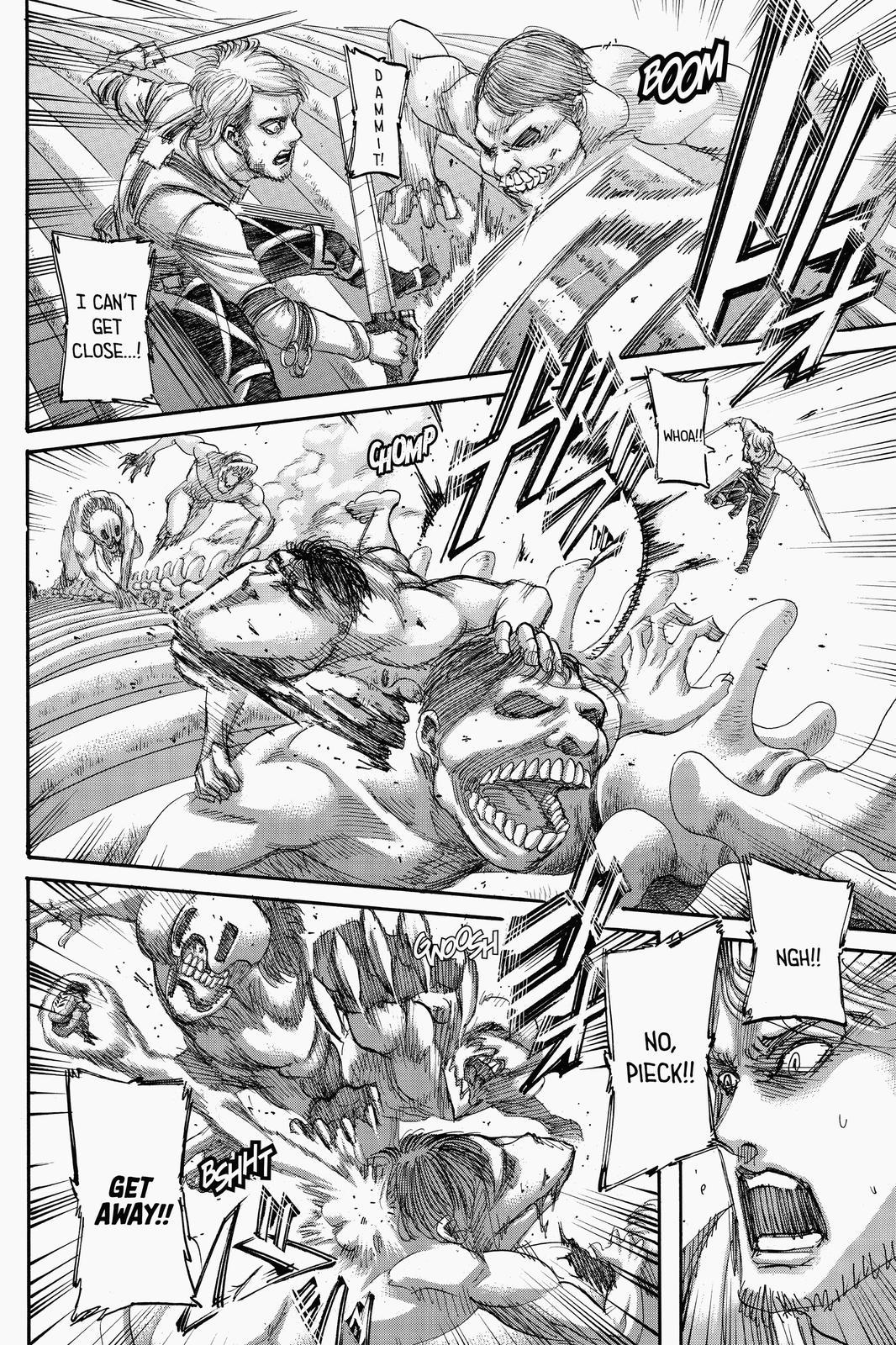 Attack On Titan, Episode 136 image 023
