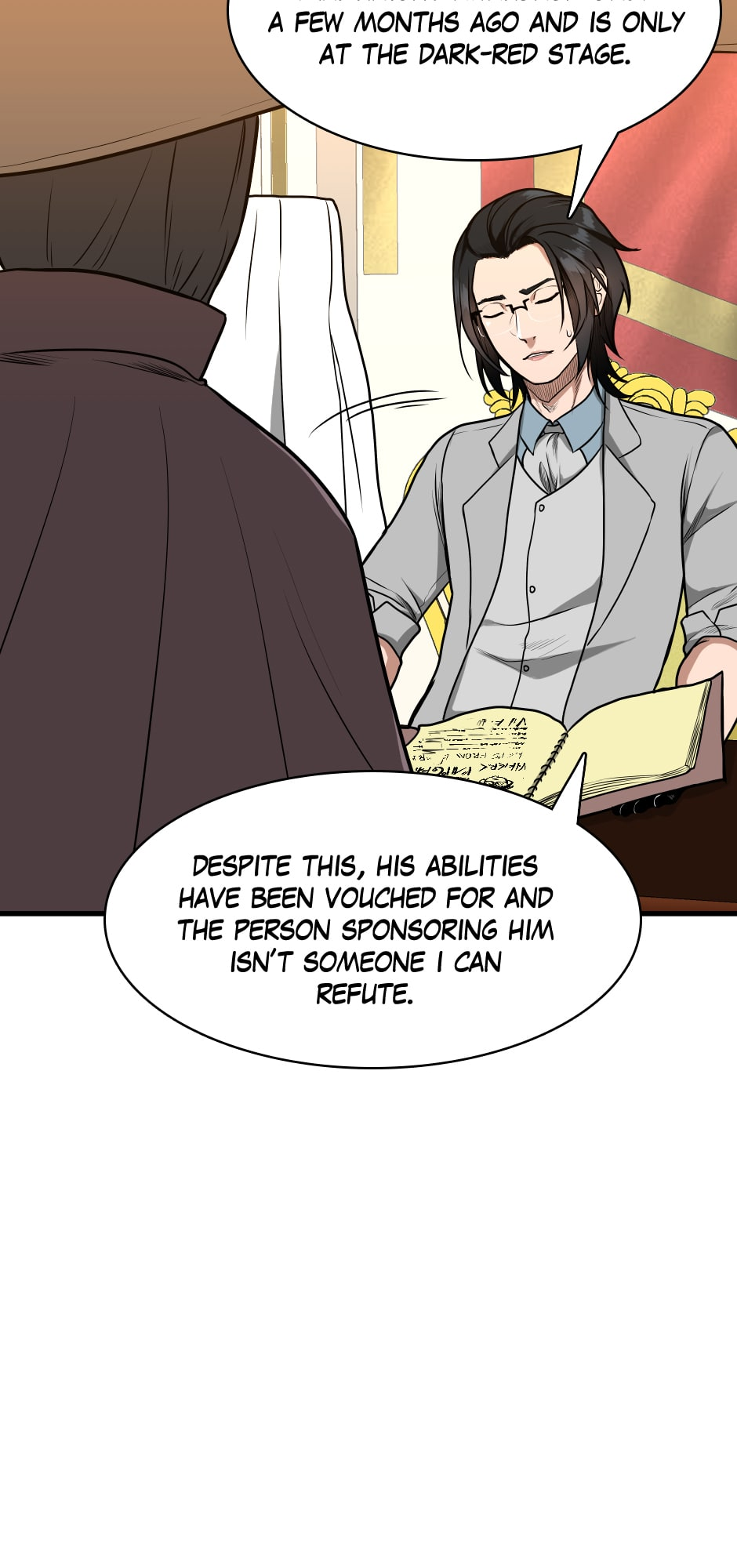 The Beginning After the End, Chapter 53 image 038