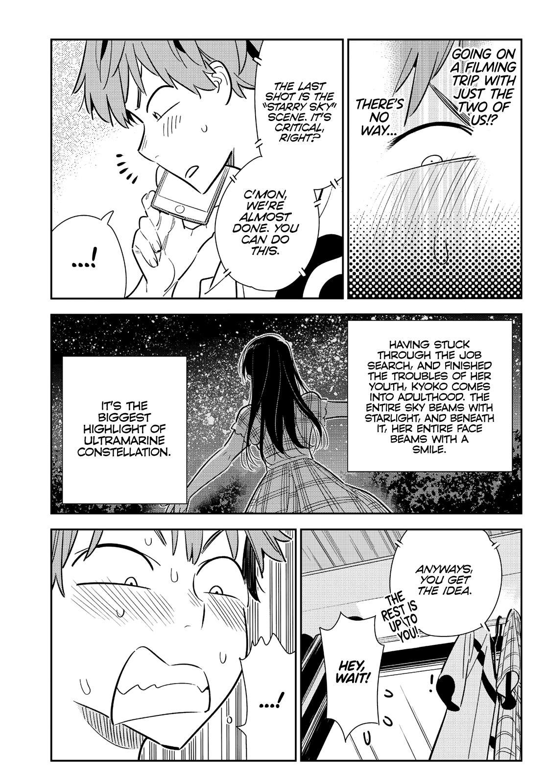 Kanojo Okarishimasu, Chapter 132 image 003