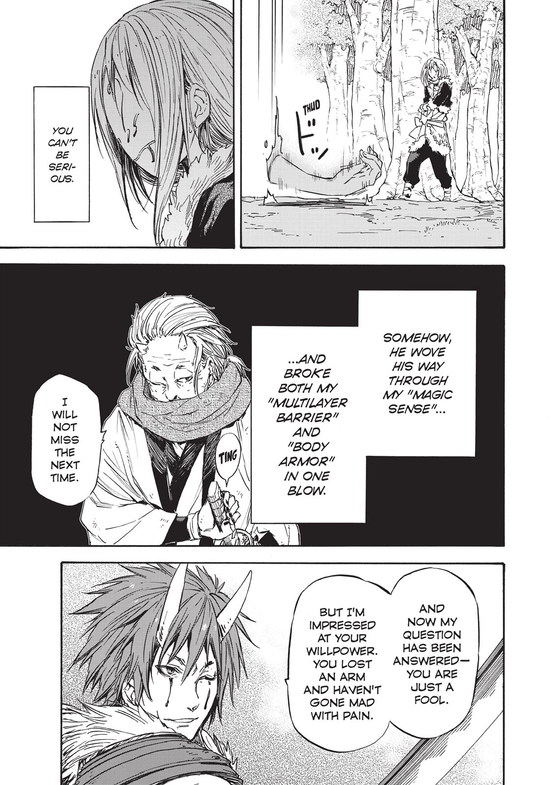 Tensei shitara Slime Datta Ken, Chapter 13 image 023