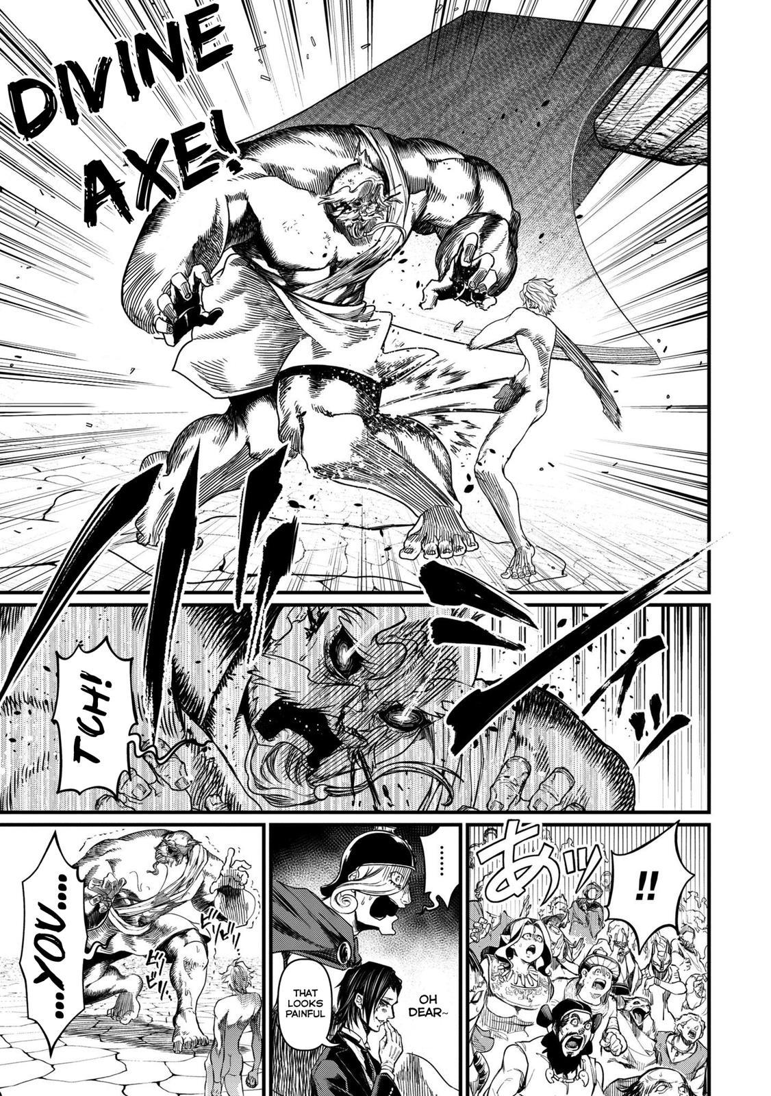 Shuumatsu no Valkyrie, Chapter 9 image 021