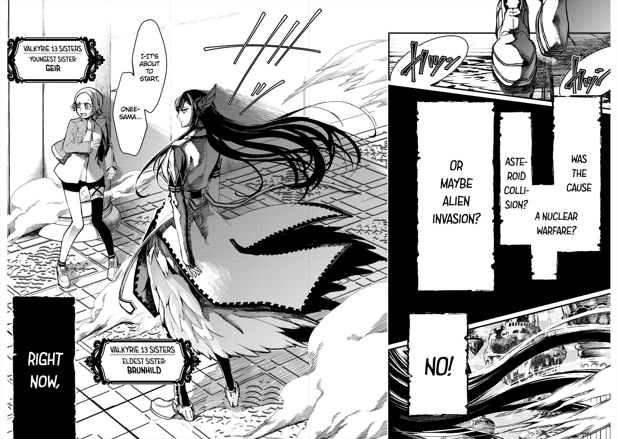 Shuumatsu no Valkyrie, Chapter 1 image 005
