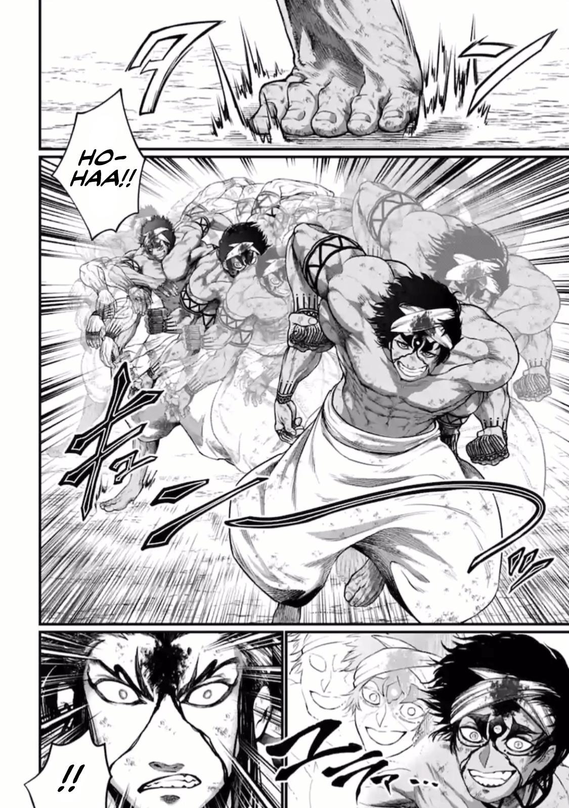 Shuumatsu no Valkyrie, Chapter 38 image 009