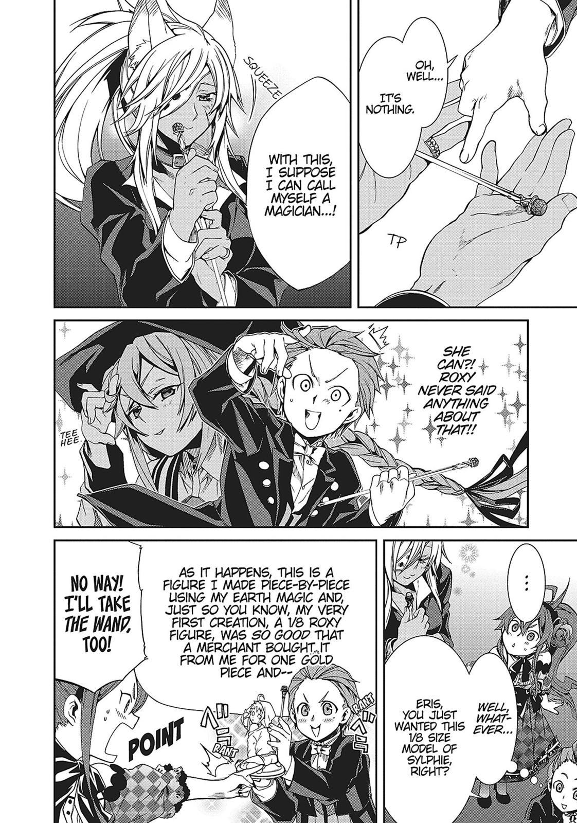 Mushoku Tensei, Chapter 11 image 025
