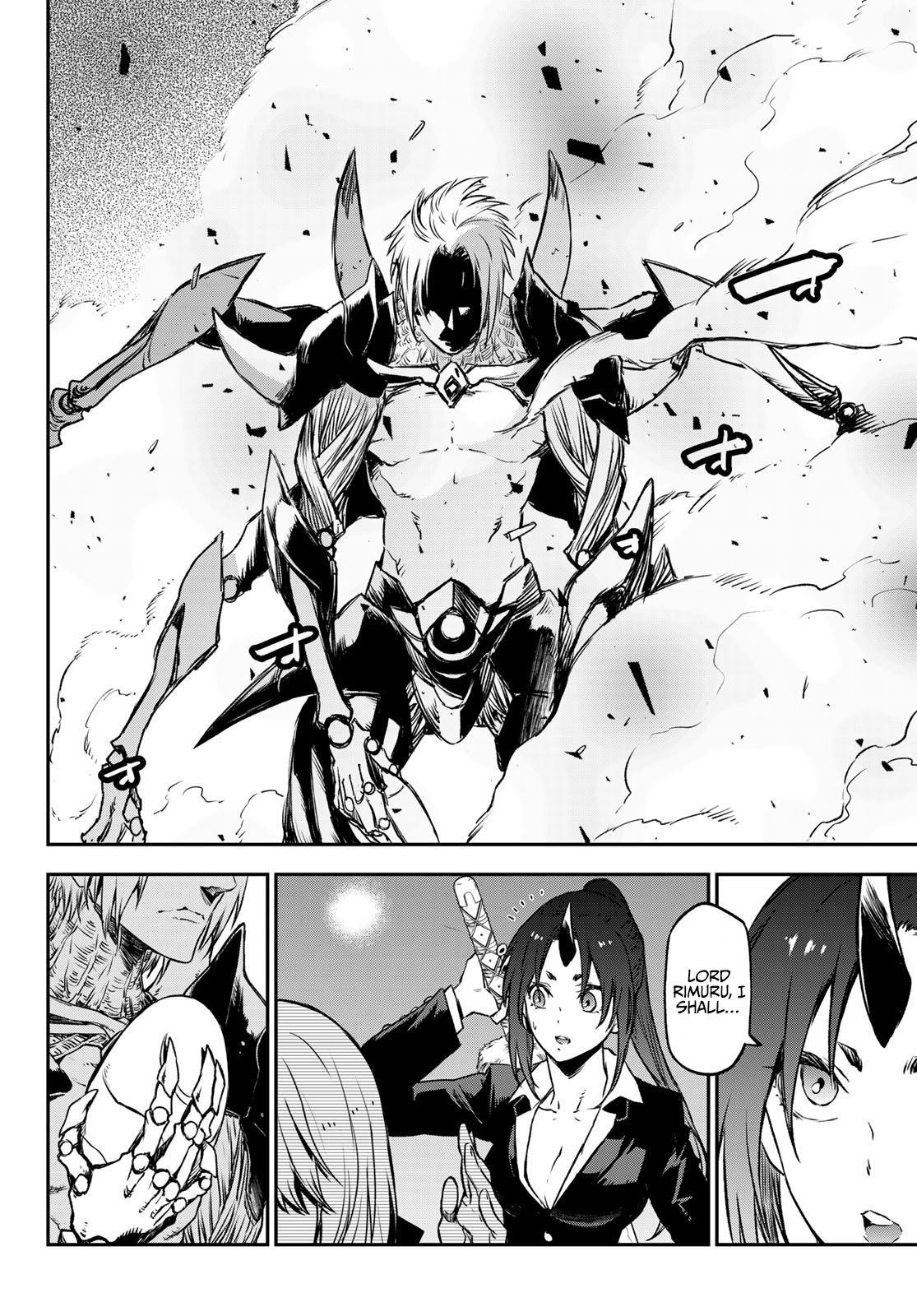 Tensei shitara Slime Datta Ken, Chapter 83 image 042