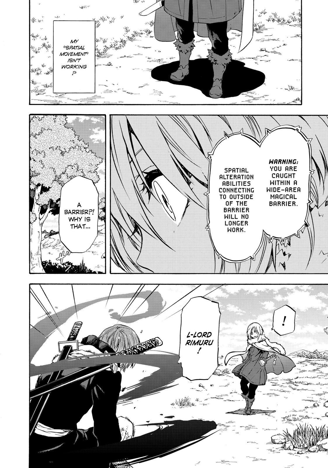 Tensei shitara Slime Datta Ken, Chapter 54 image 016