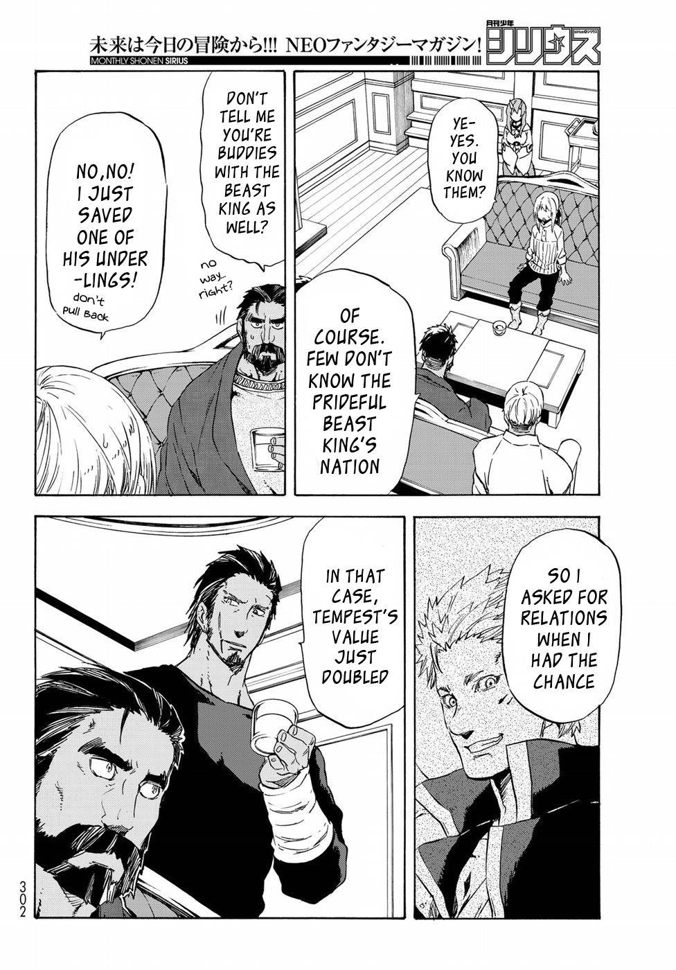 Tensei shitara Slime Datta Ken, Chapter 41 image 027