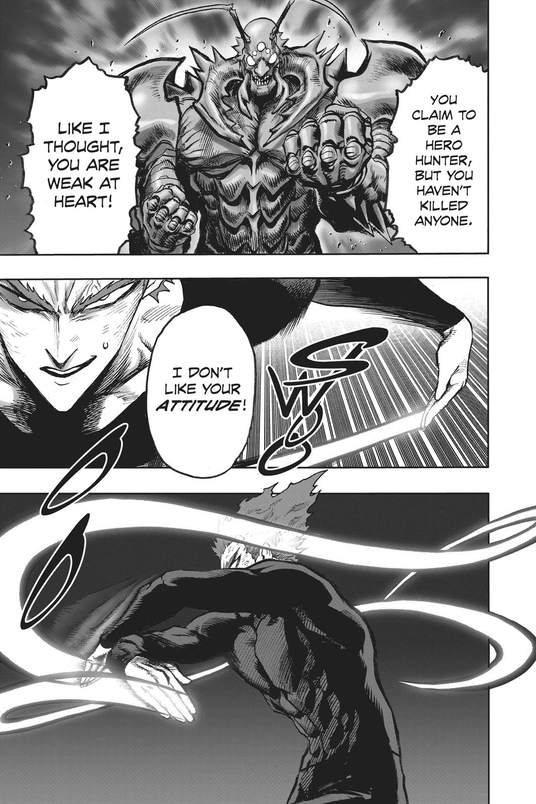 One-Punch Man, Chapter 89 image 017
