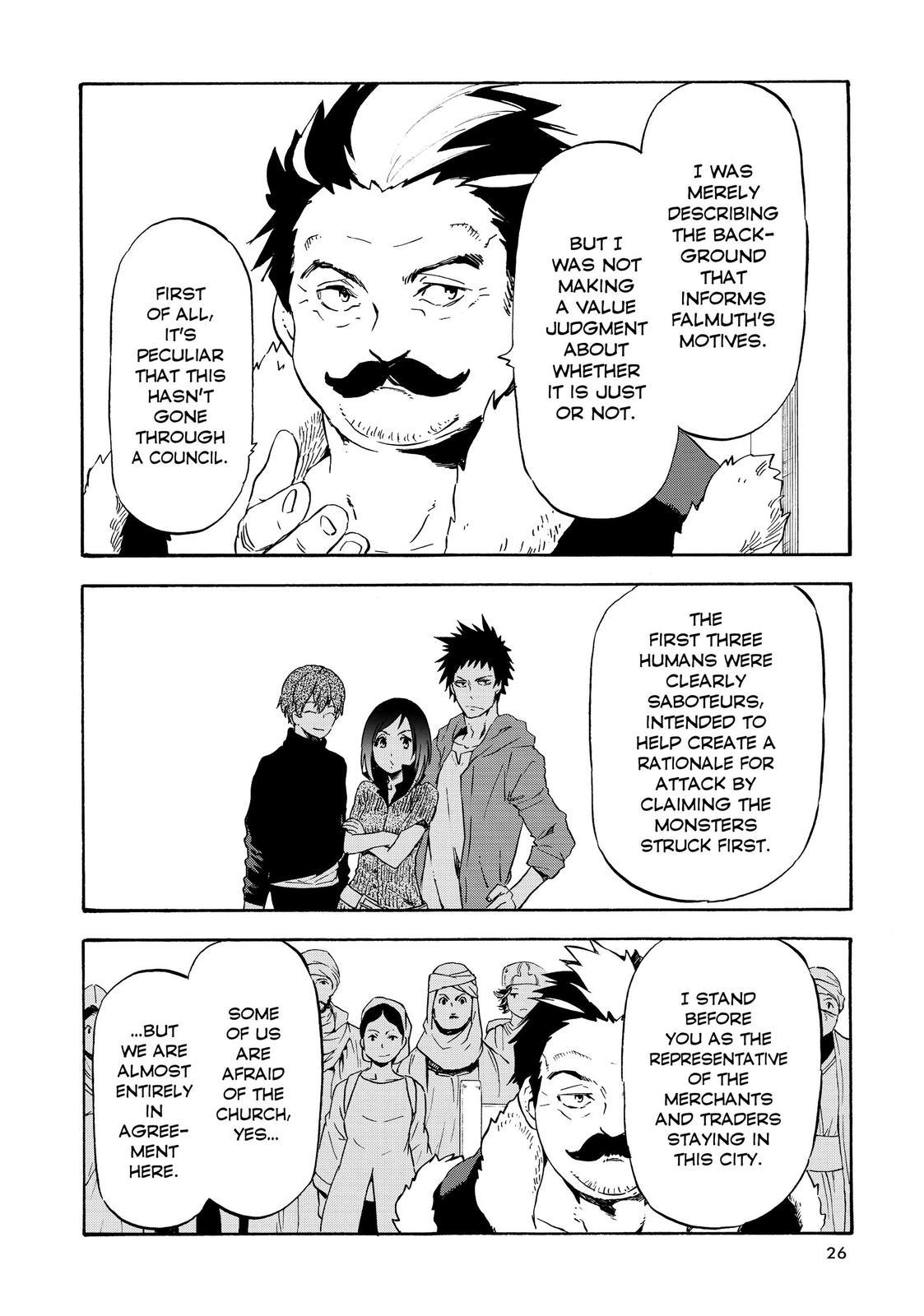 Tensei shitara Slime Datta Ken, Chapter 59 image 026