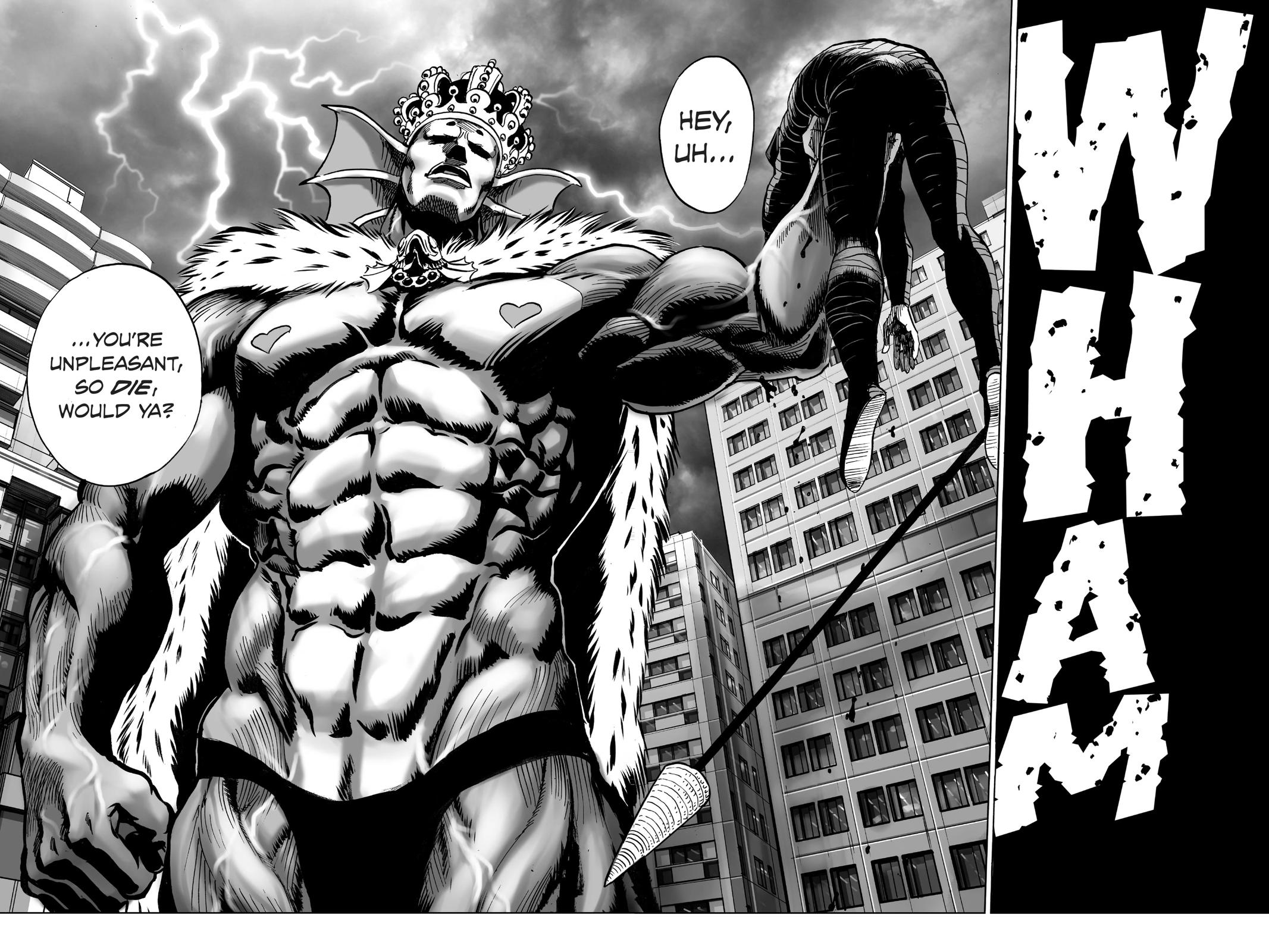 One-Punch Man, Chapter 23 image 022
