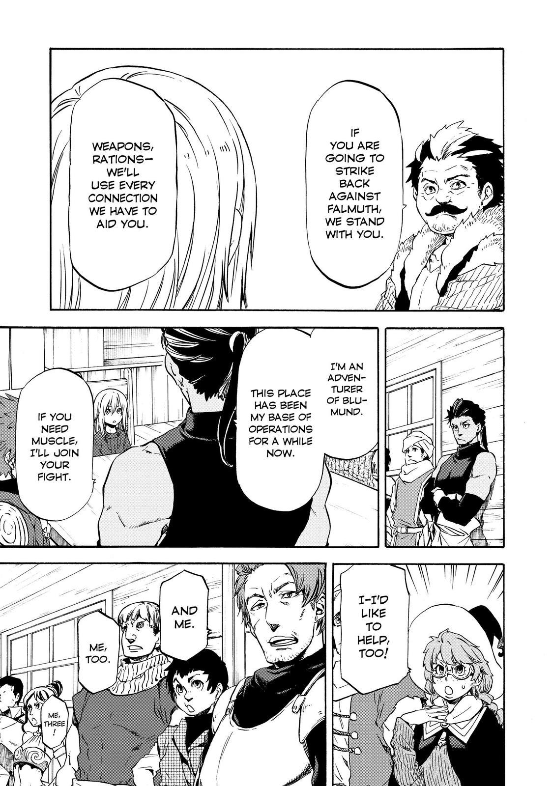 Tensei shitara Slime Datta Ken, Chapter 59 image 027