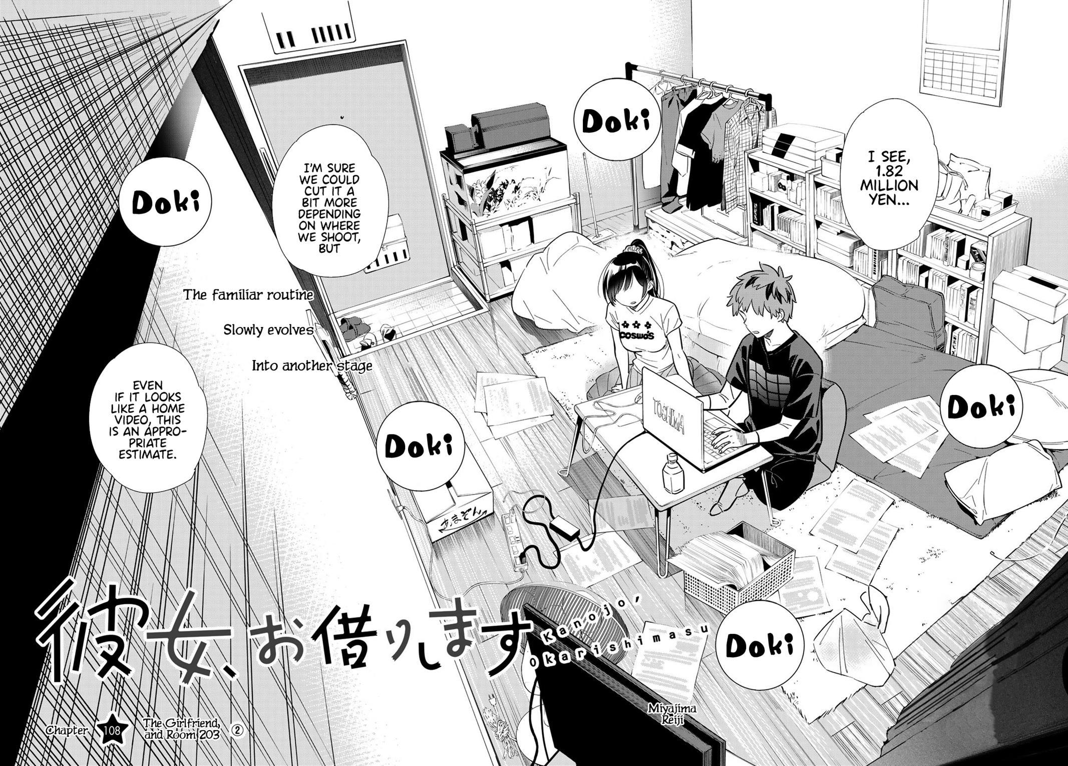 Kanojo Okarishimasu, Chapter 108 image 003