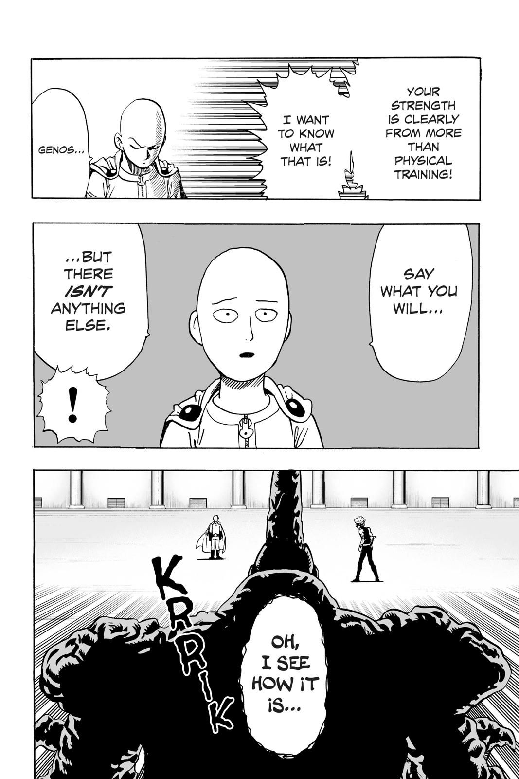 One-Punch Man, Chapter 11 image 011