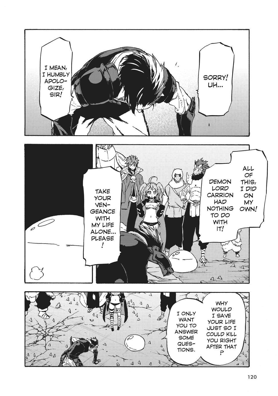 Tensei shitara Slime Datta Ken, Chapter 39 image 004