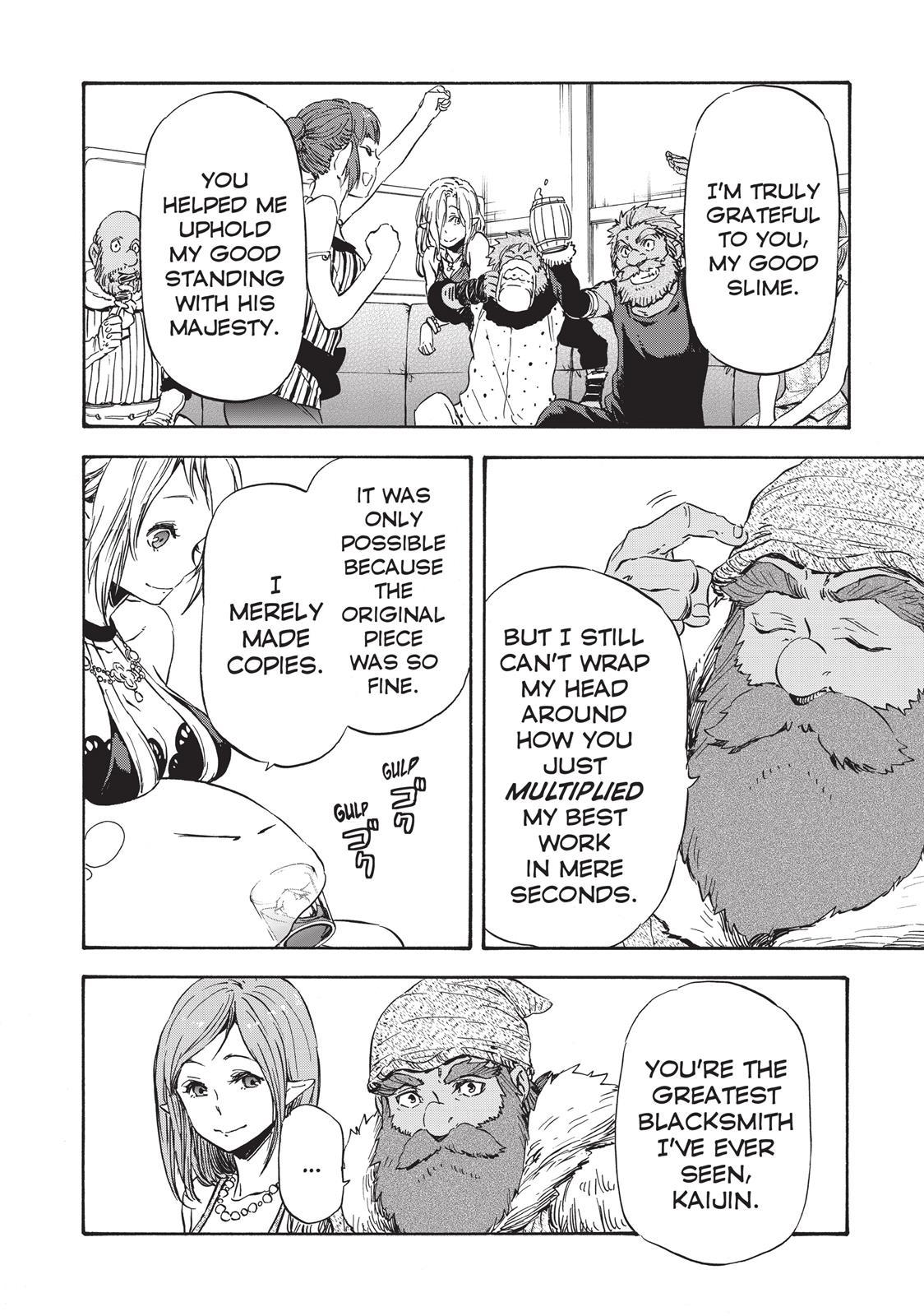 Tensei shitara Slime Datta Ken, Chapter 6 image 005