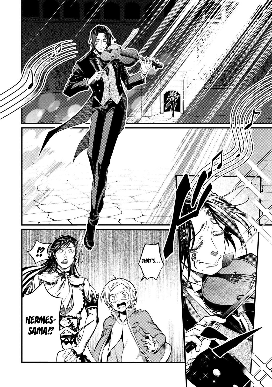 Shuumatsu no Valkyrie, Chapter 8 image 007