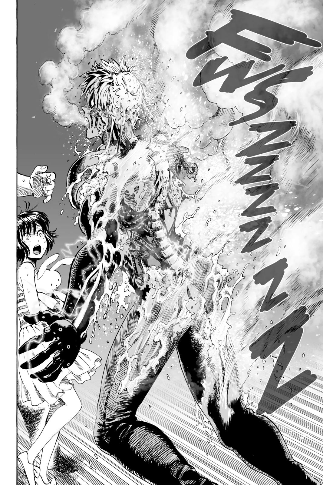 One-Punch Man, Chapter 27 image 002