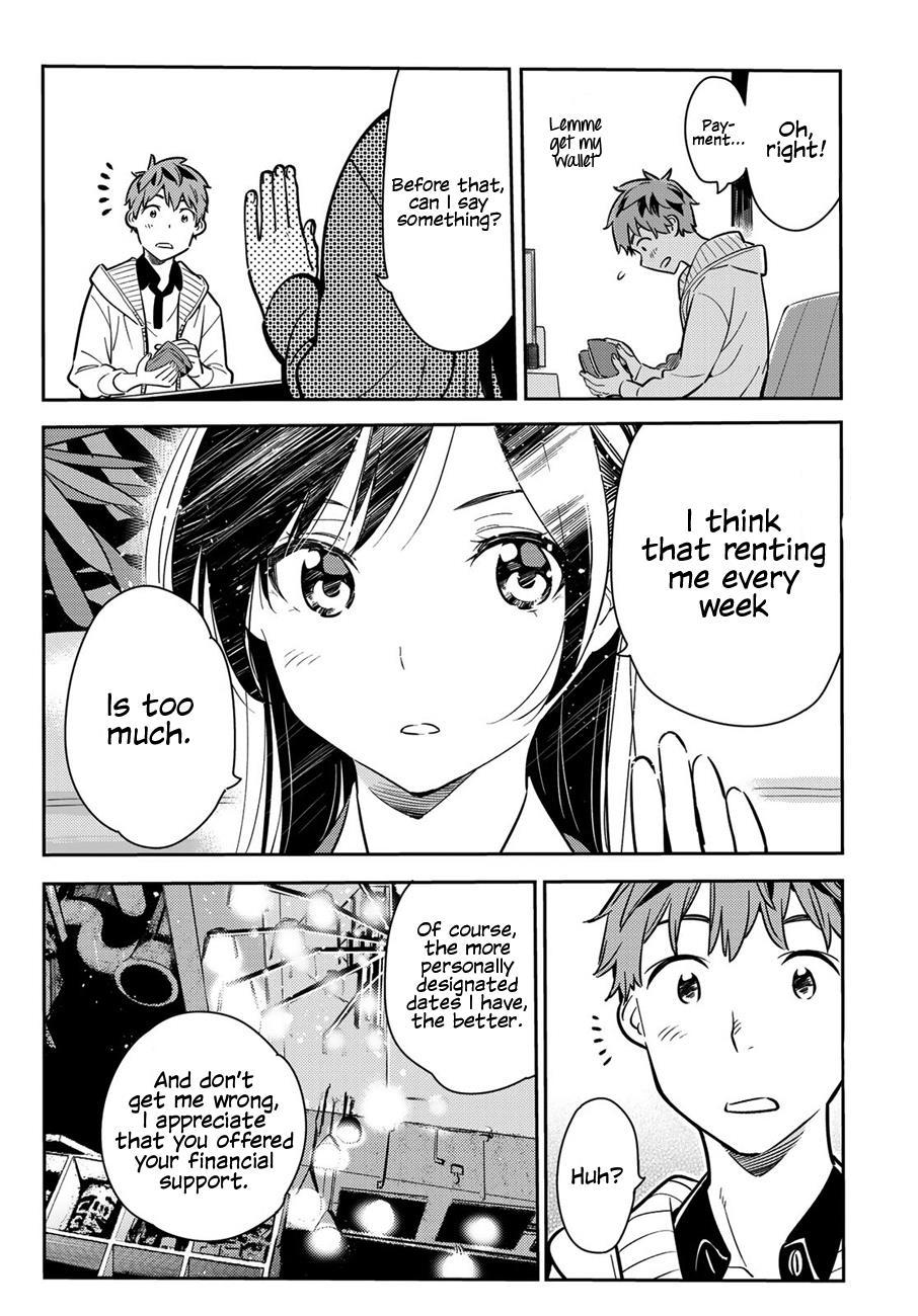 Kanojo Okarishimasu, Chapter 56 image 009
