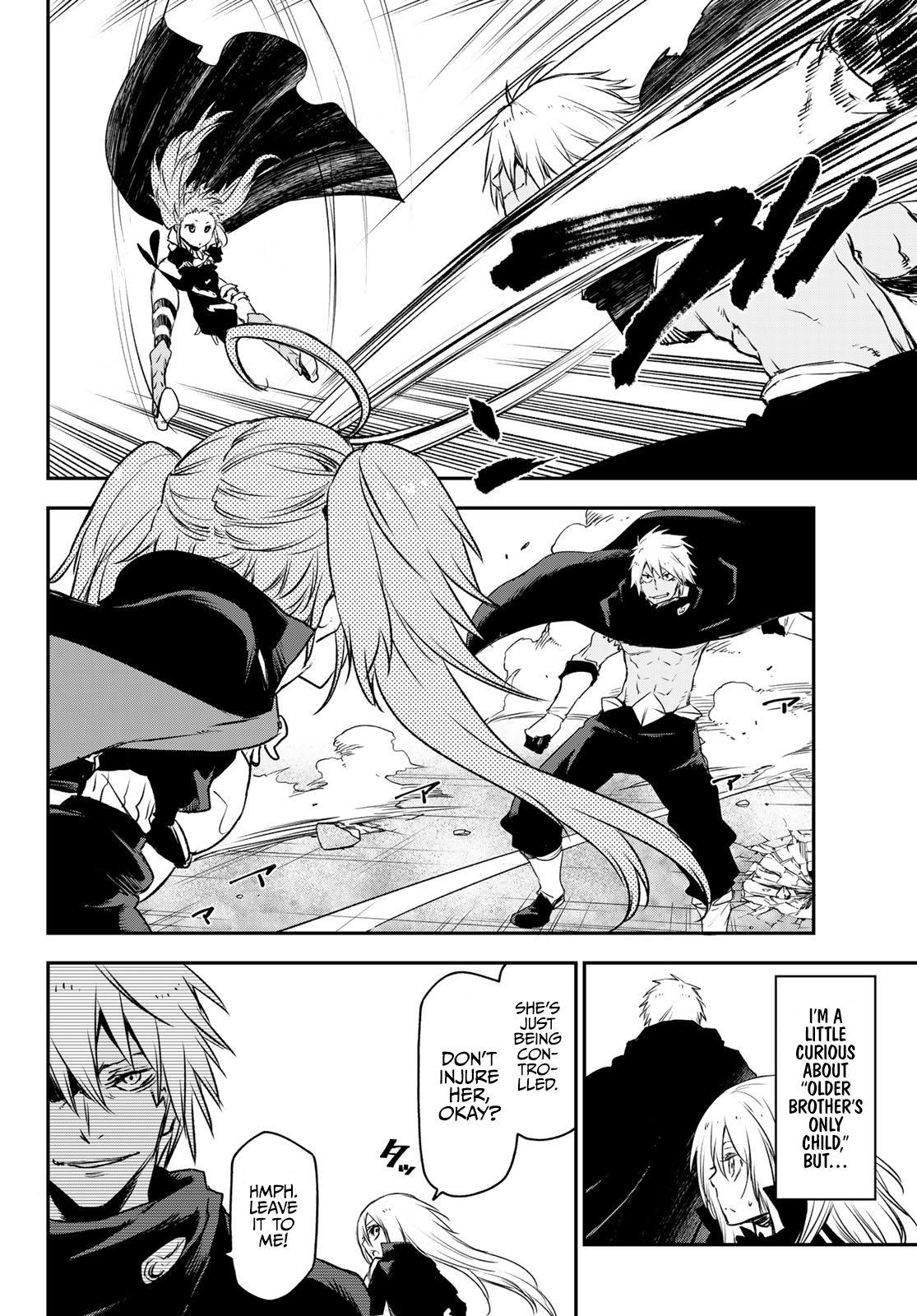 Tensei shitara Slime Datta Ken, Chapter 83 image 024