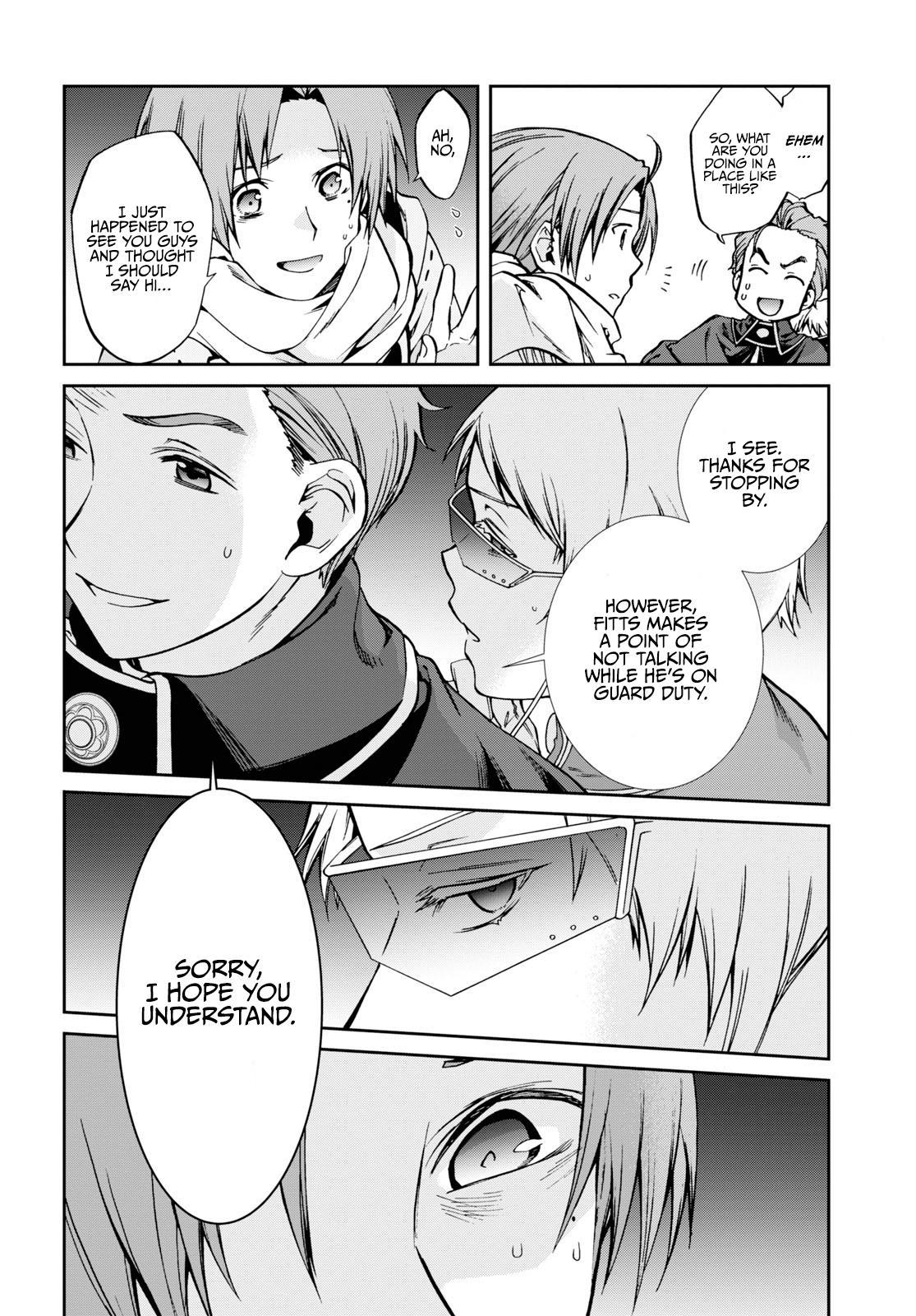 Mushoku Tensei, Chapter 71 image 017