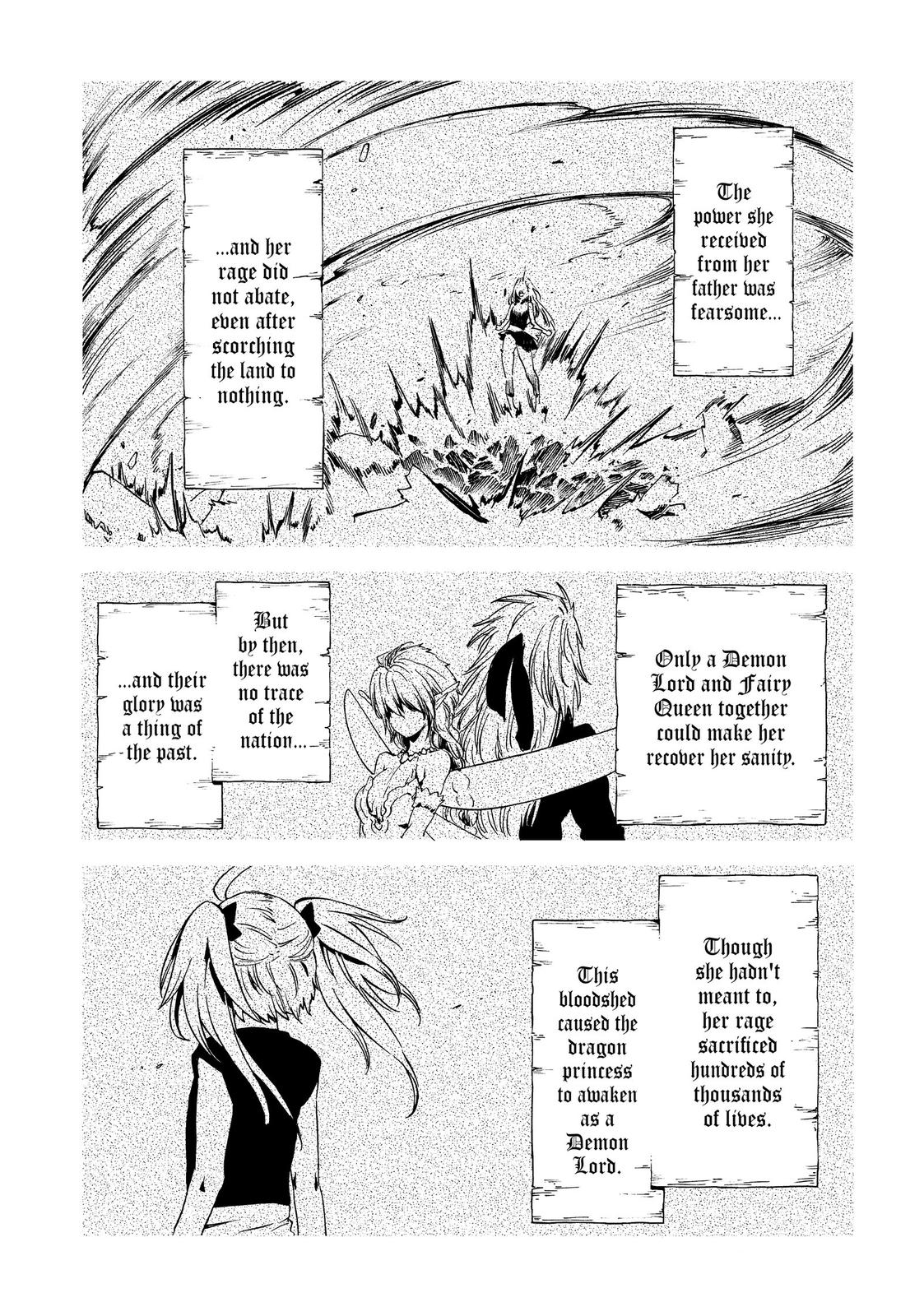 Tensei shitara Slime Datta Ken, Chapter 60 image 008