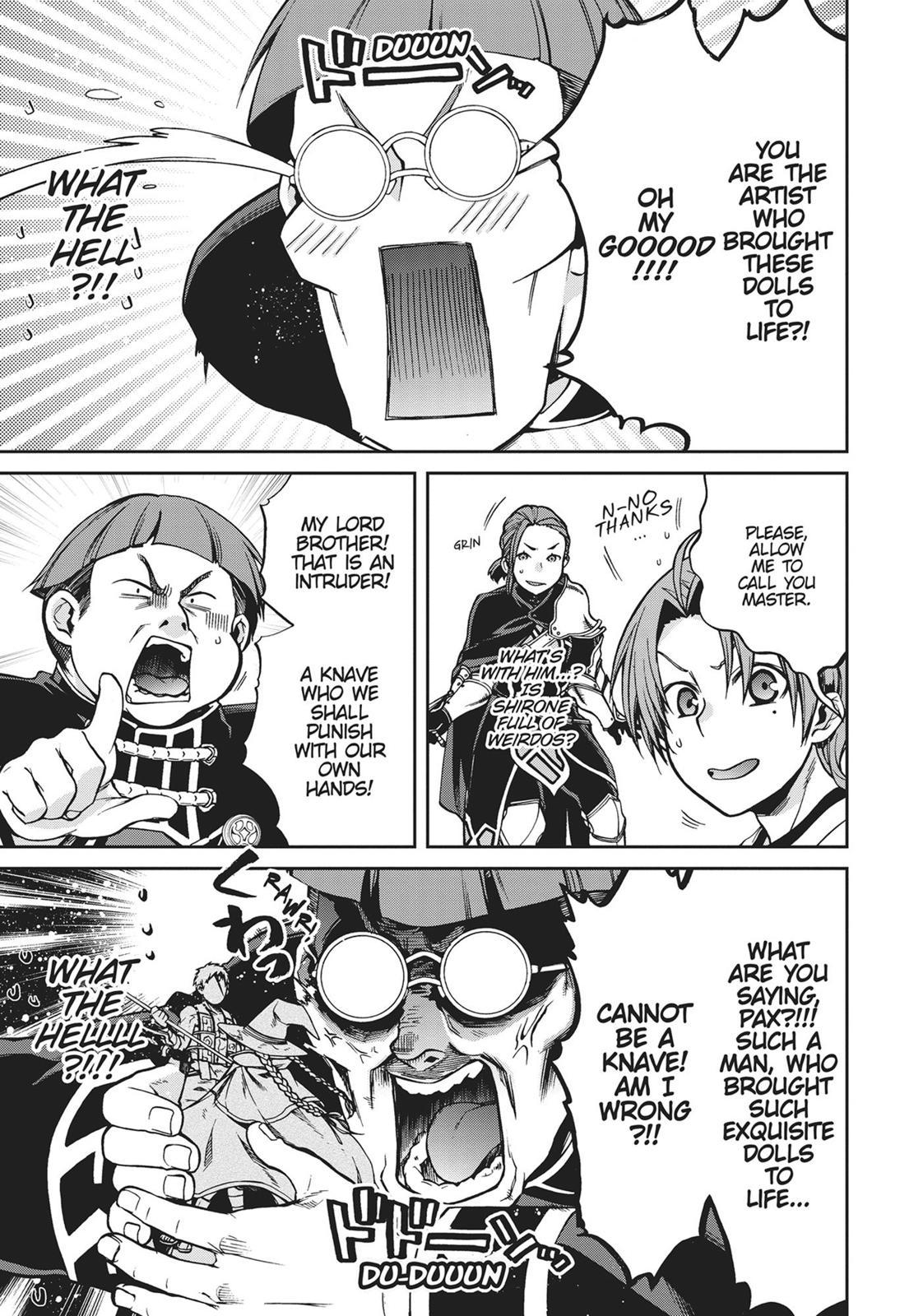 Mushoku Tensei, Chapter 45 image 017
