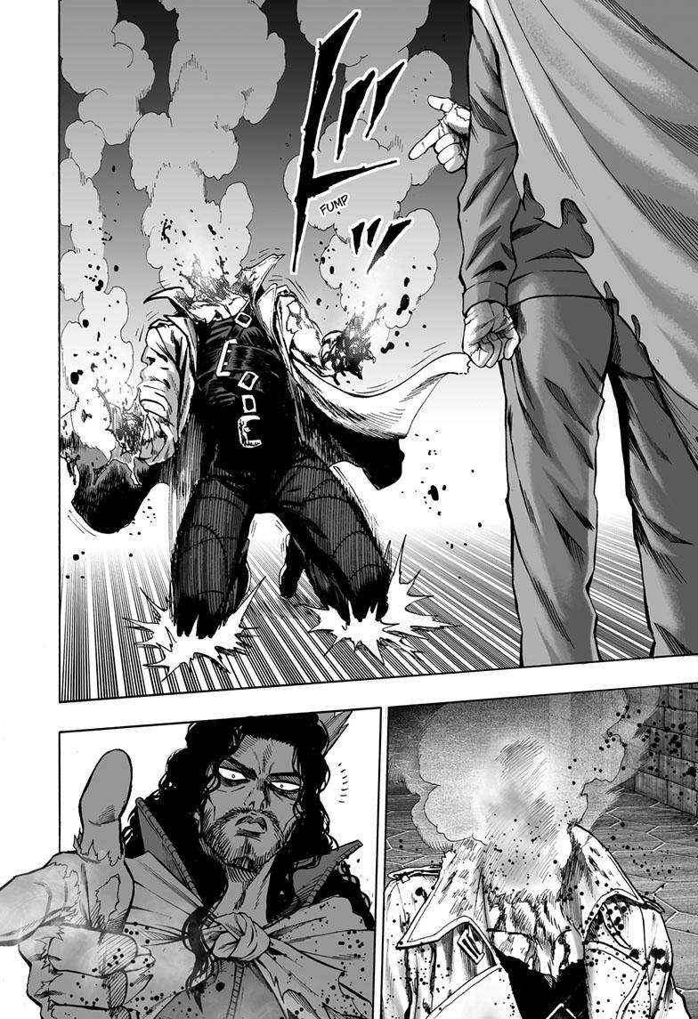 One-Punch Man, Chapter 110 image 021