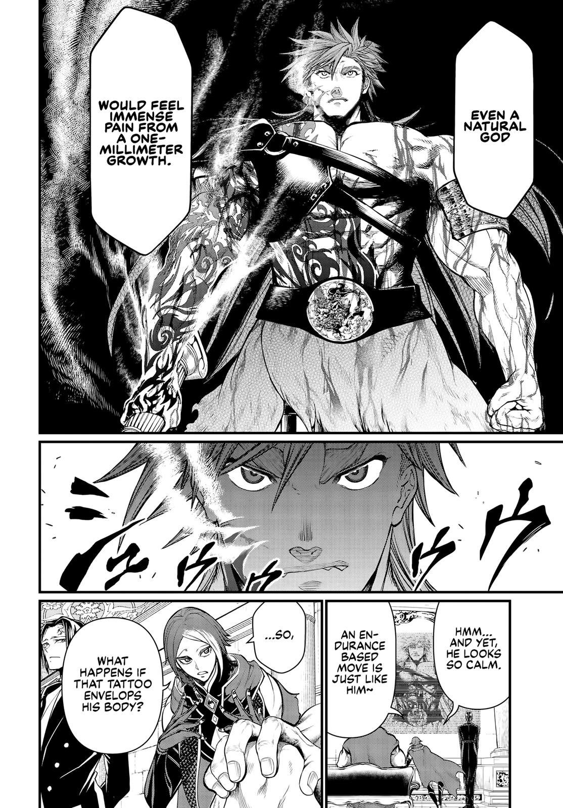 Shuumatsu no Valkyrie, Chapter 24 image 021