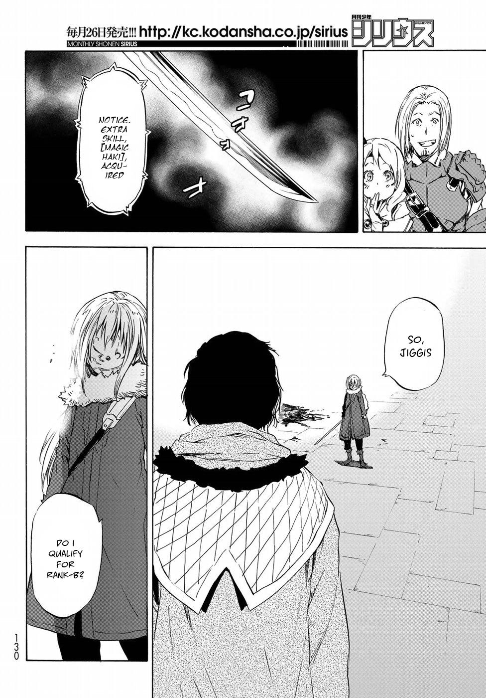 Tensei shitara Slime Datta Ken, Chapter 44 image 033