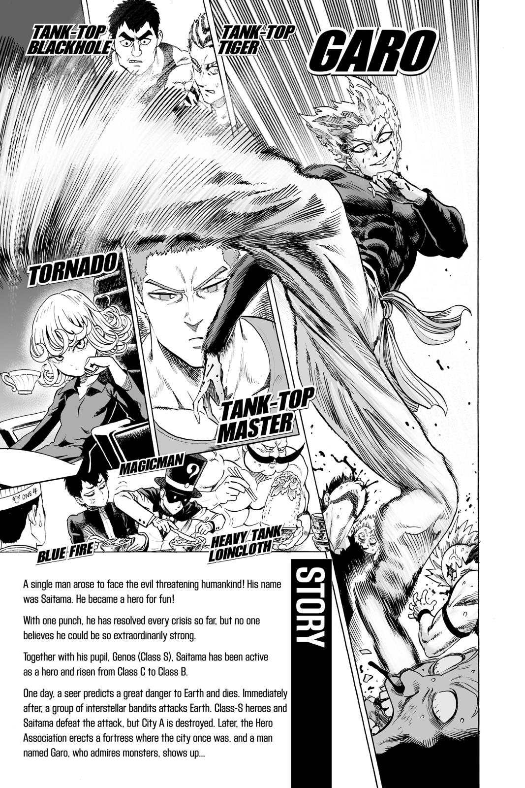 One-Punch Man, Chapter 41 image 006
