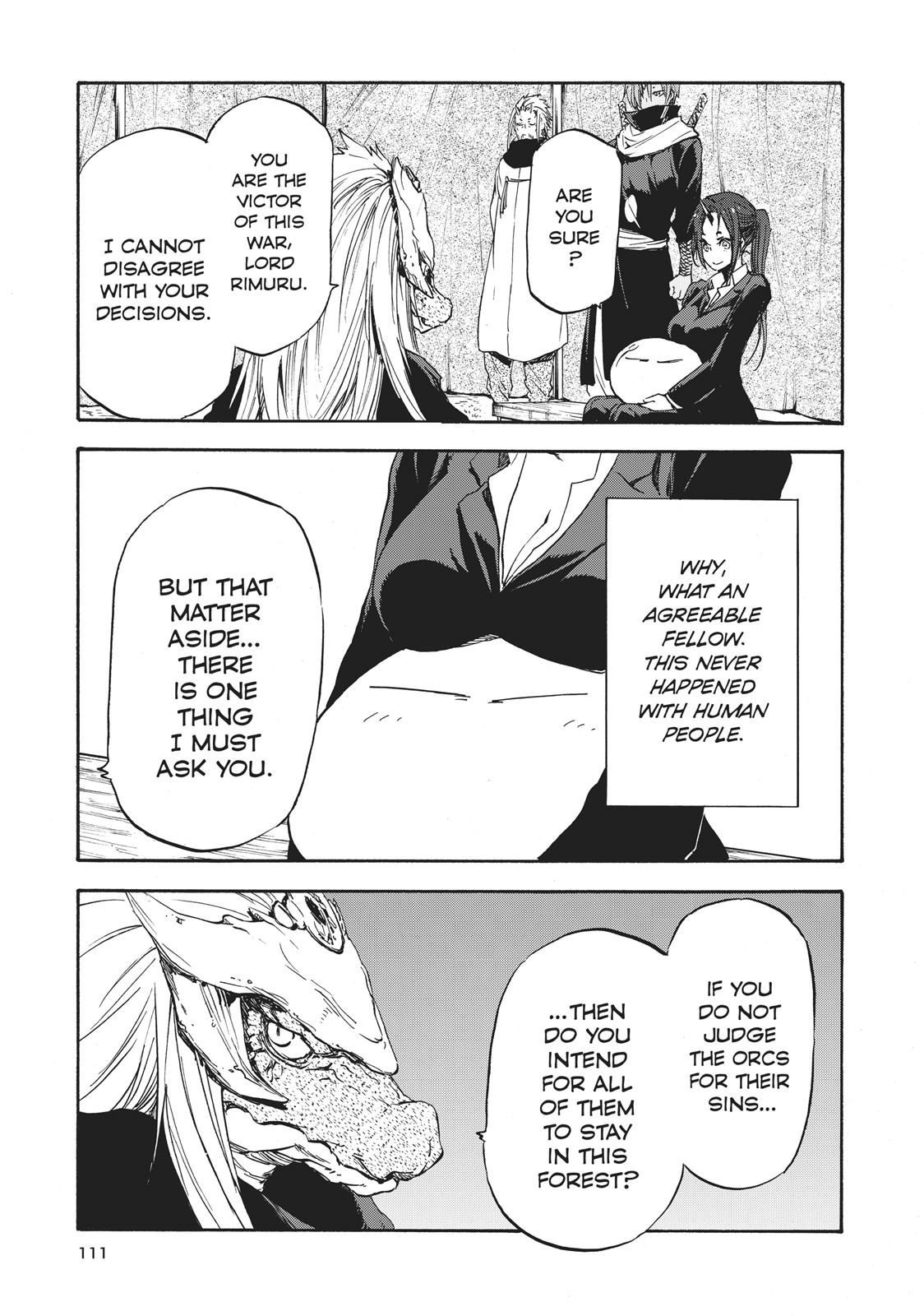 Tensei shitara Slime Datta Ken, Chapter 26 image 011