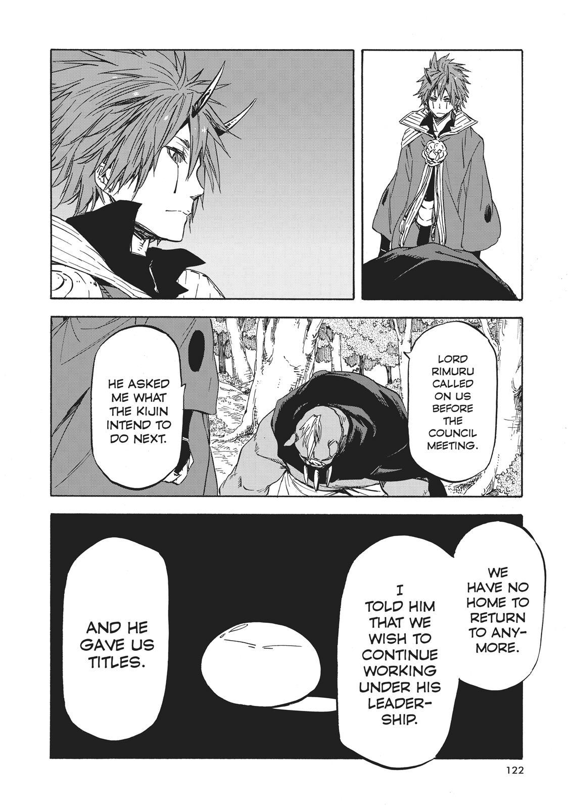 Tensei shitara Slime Datta Ken, Chapter 26 image 022