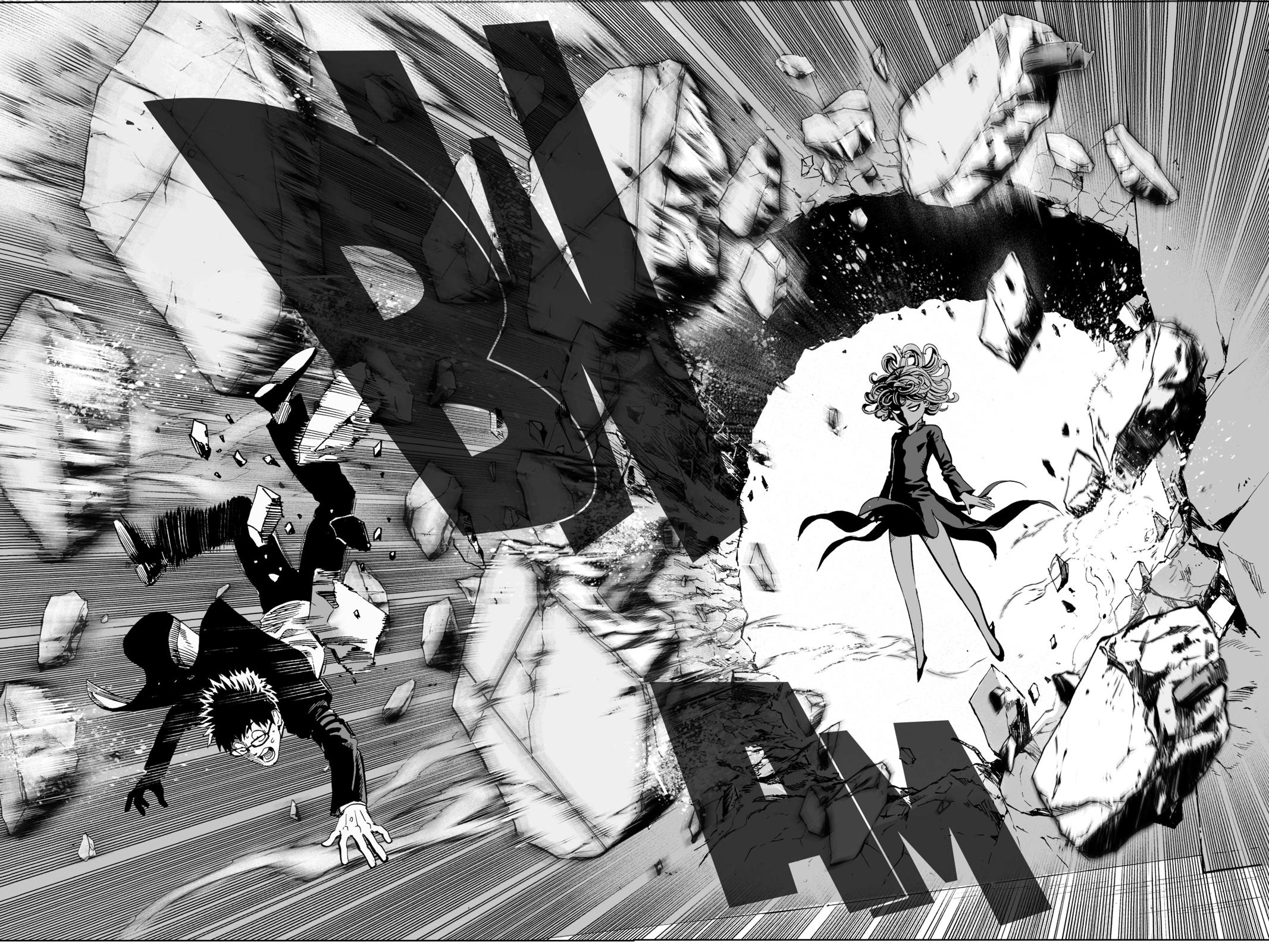One-Punch Man, Chapter 20.6 image 016