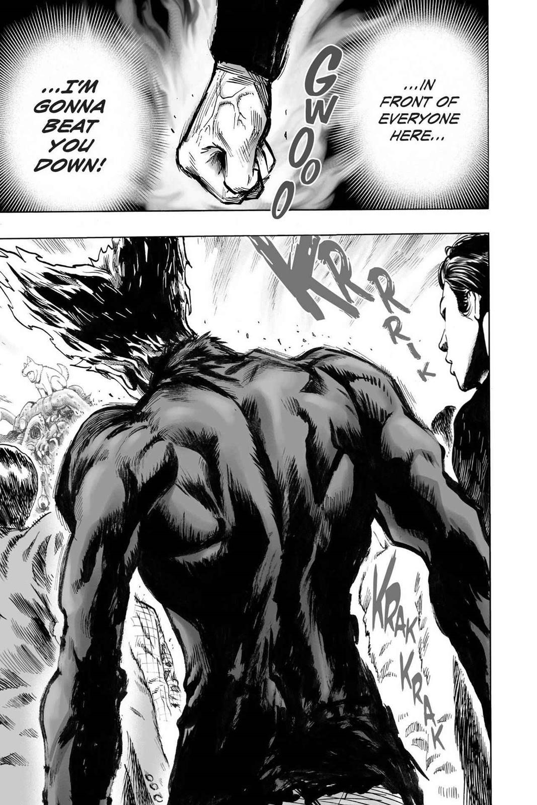 One-Punch Man, Chapter 67 image 029