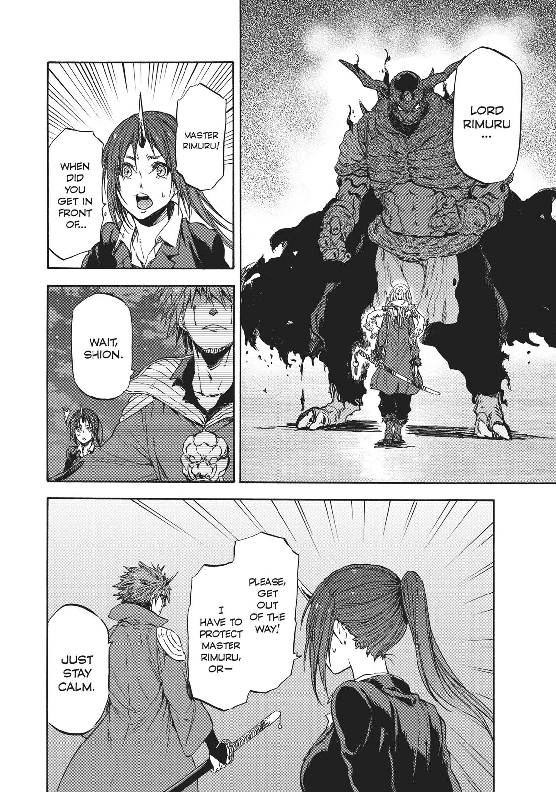 Tensei shitara Slime Datta Ken, Chapter 24 image 019