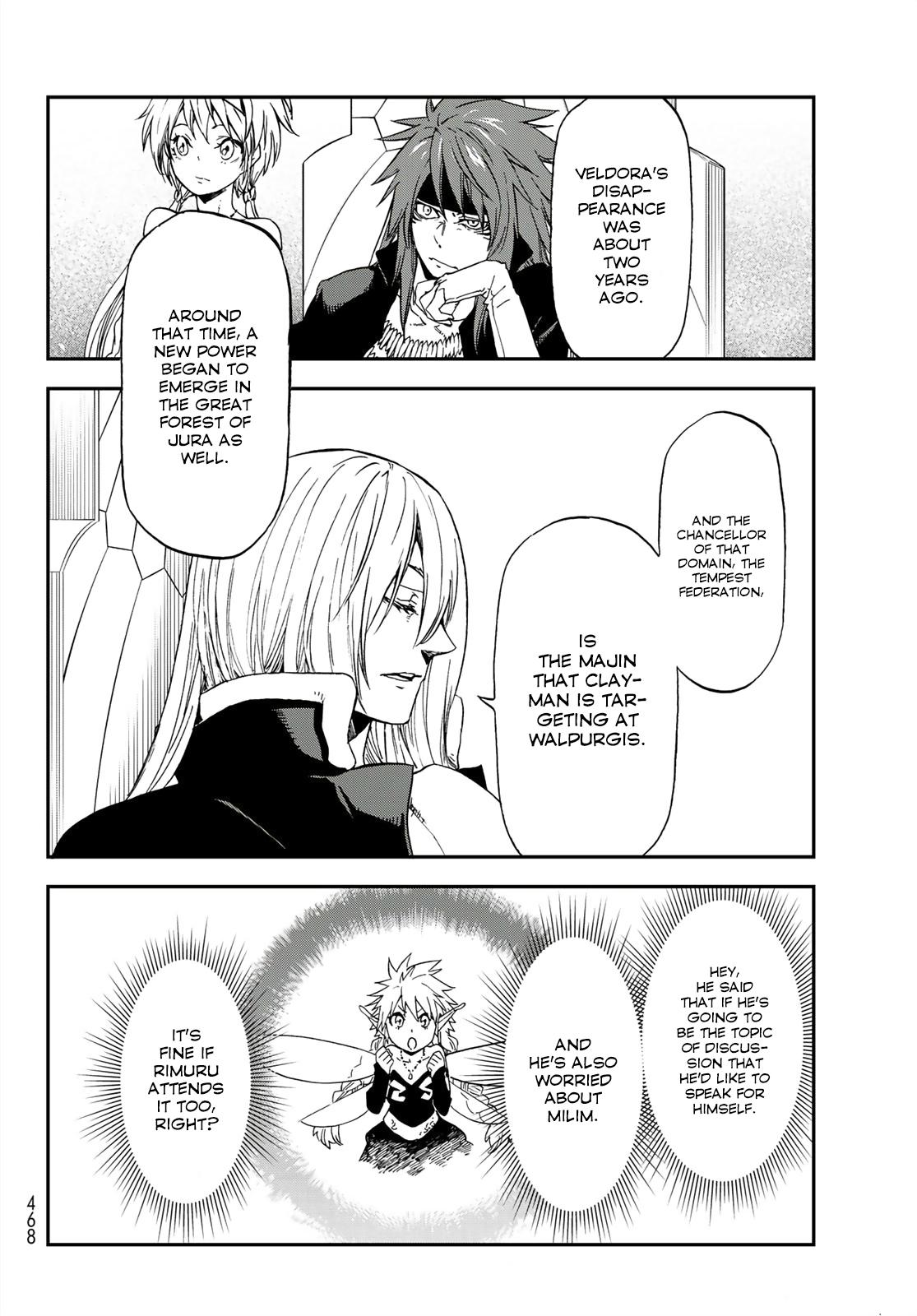 Tensei shitara Slime Datta Ken, Chapter 76 image 030