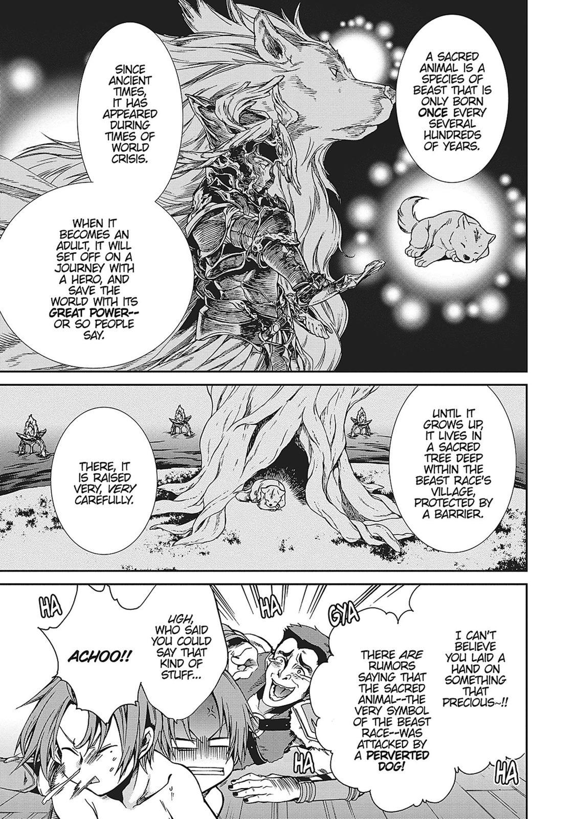 Mushoku Tensei, Chapter 31 image 019