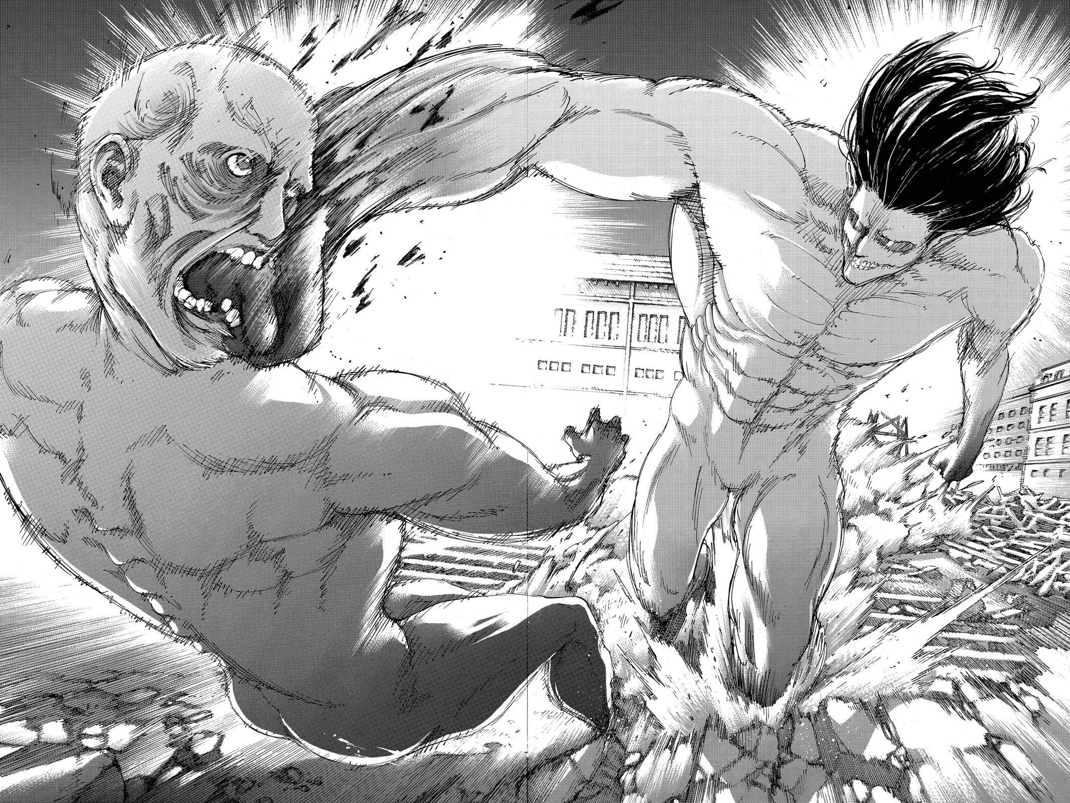 Attack On Titan, Episode 101 image 012