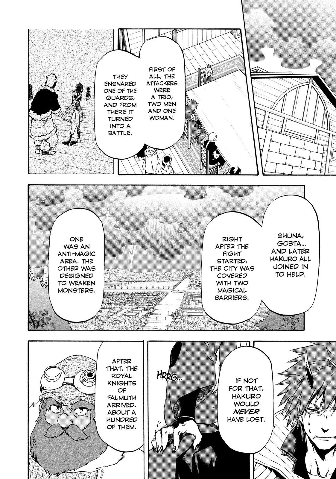 Tensei shitara Slime Datta Ken, Chapter 59 image 020