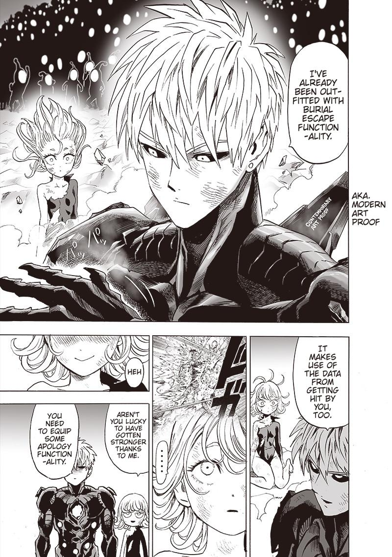 One-Punch Man, Chapter 146 image 015