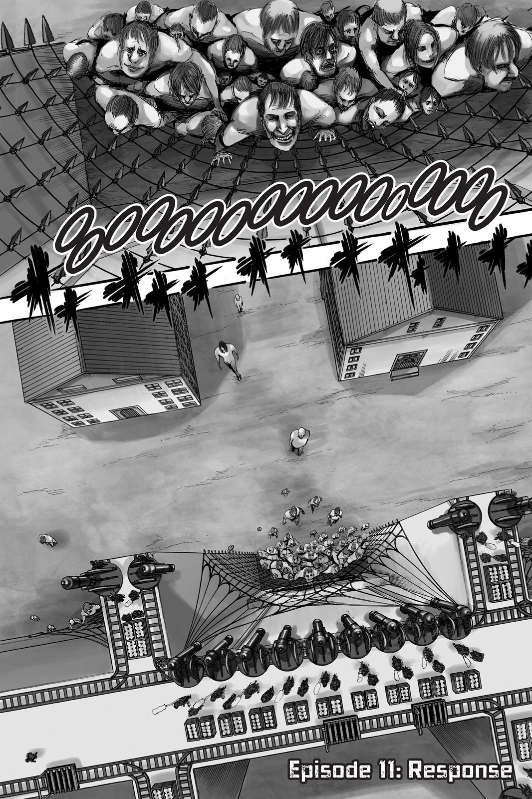 Attack On Titan, Episode 11 image 001