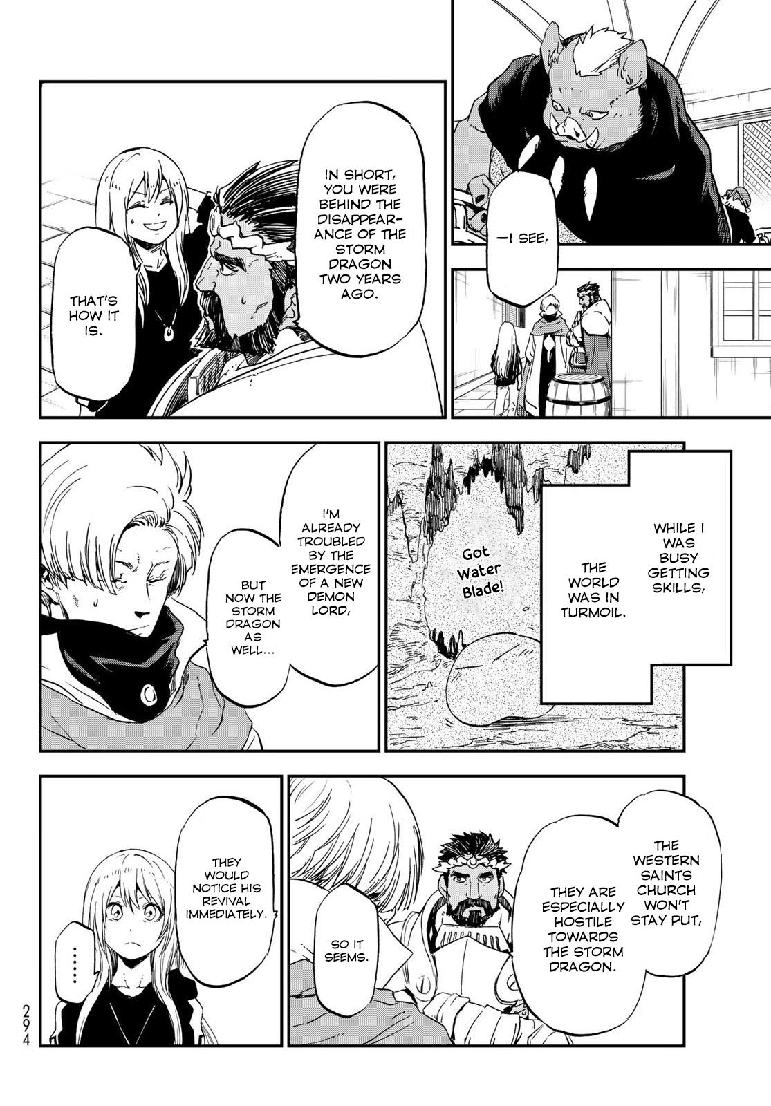 Tensei shitara Slime Datta Ken, Chapter 74 image 026