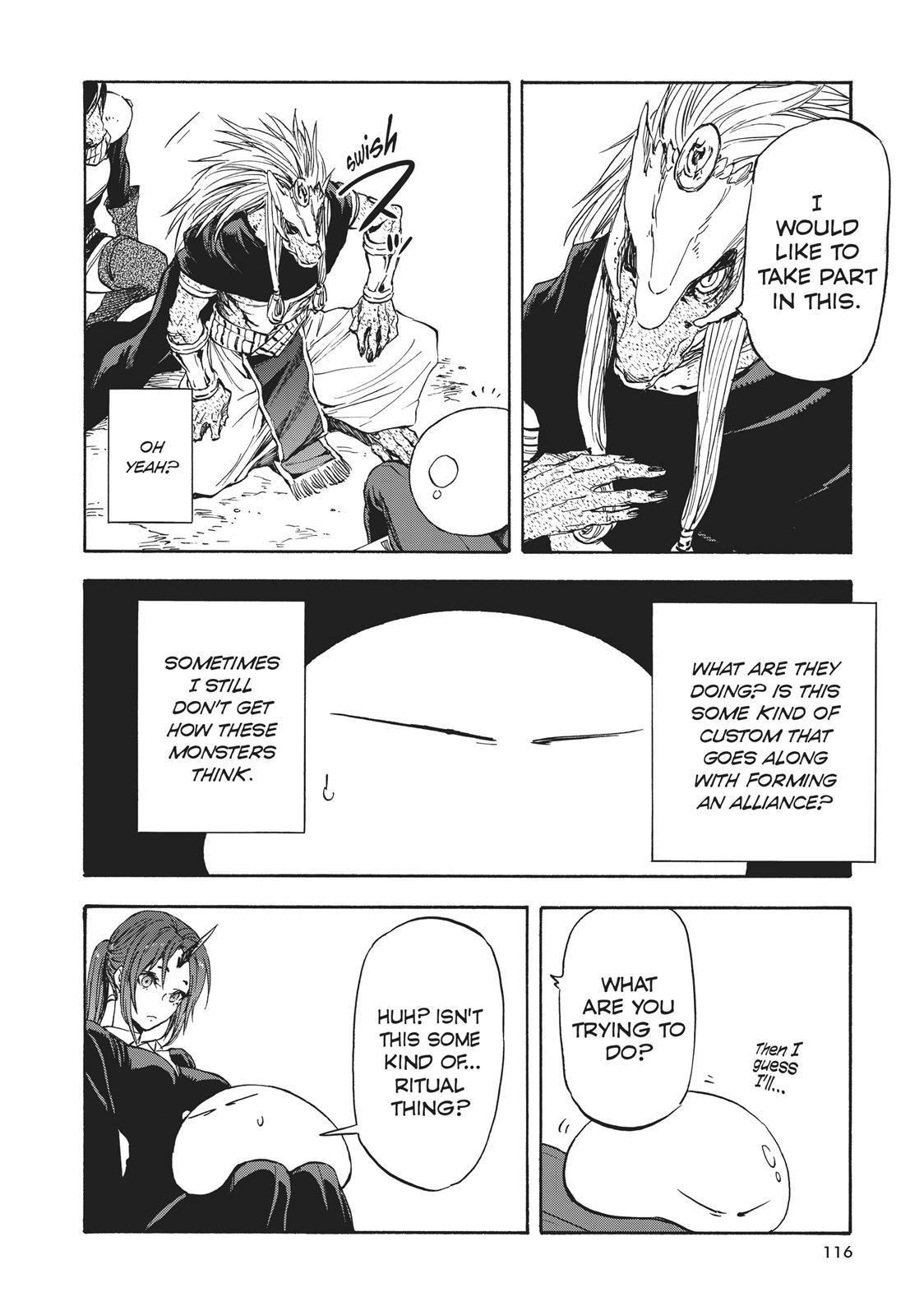 Tensei shitara Slime Datta Ken, Chapter 26 image 016