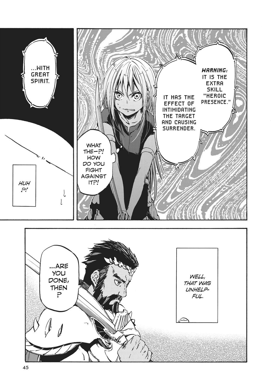 Tensei shitara Slime Datta Ken, Chapter 28 image 044