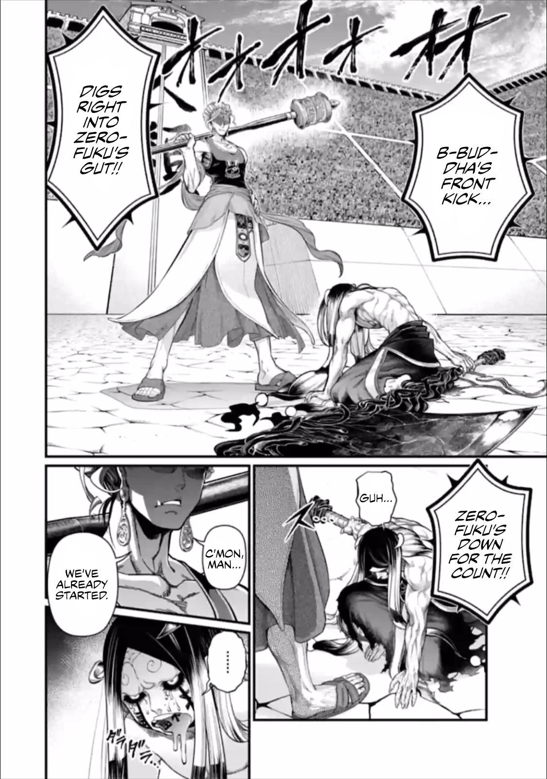 Shuumatsu no Valkyrie, Chapter 46 image 003
