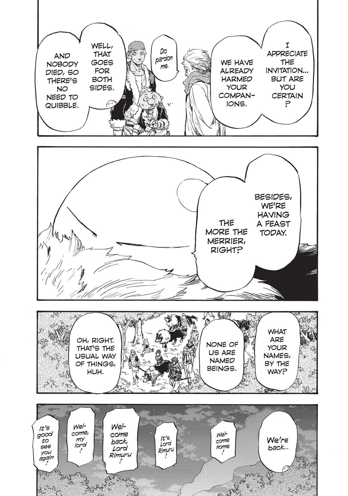 Tensei shitara Slime Datta Ken, Chapter 14 image 012