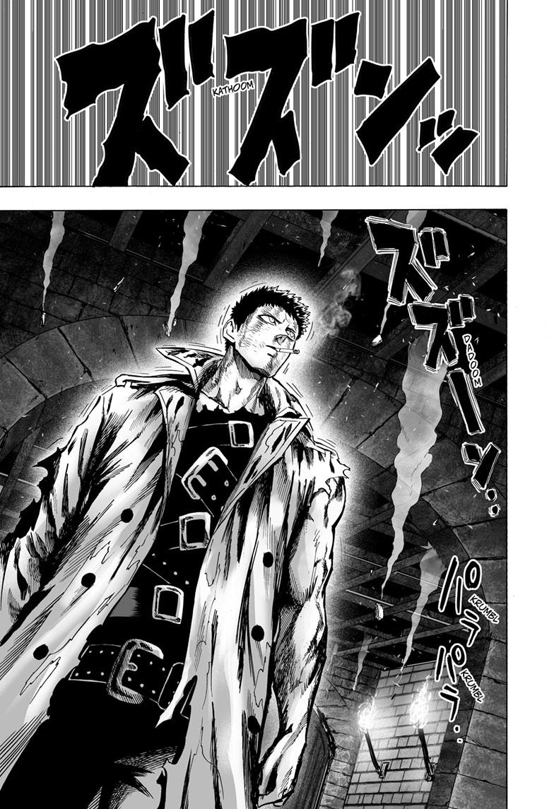 One-Punch Man, Chapter 110 image 013